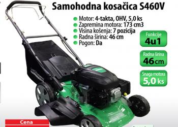 kosacica s460 2